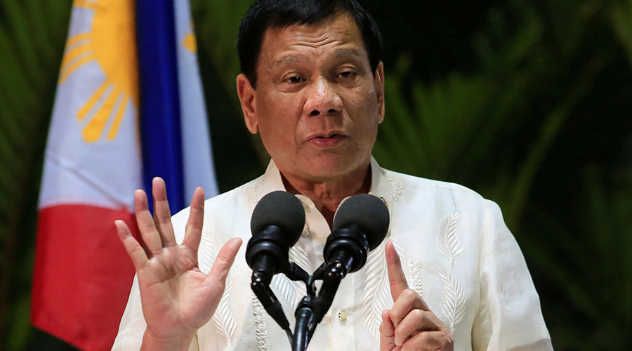 'Trump wouldn't become a billionaire if he were stupid' – Duterte praises US president