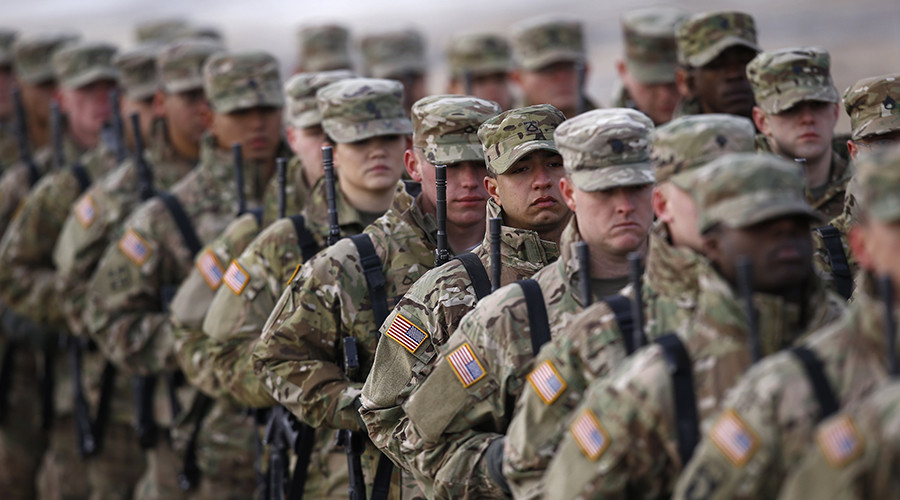 US army makes largest deployment of troops to Somalia since 'Black Hawk Down'