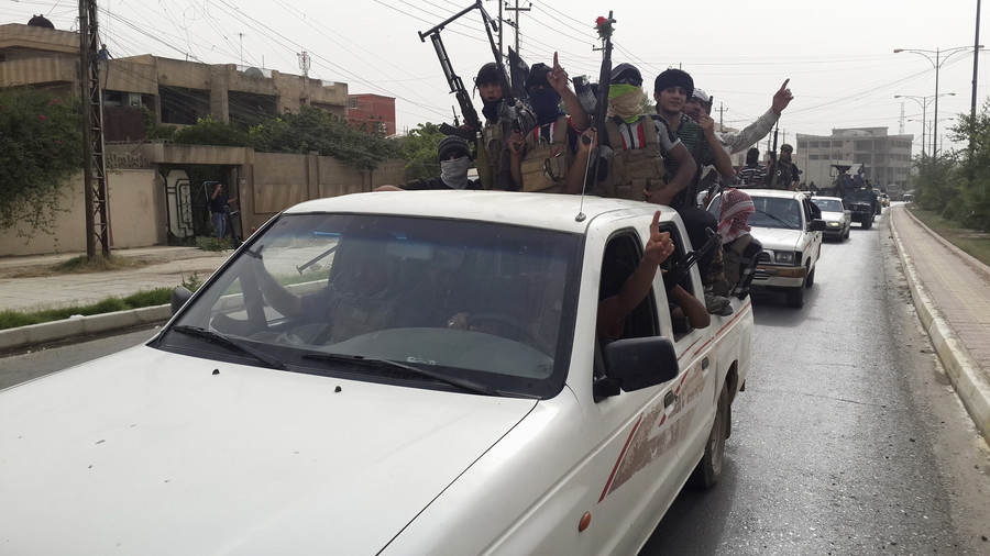 ISIS in talks with Al-Qaeda, Iraqi vice president warns