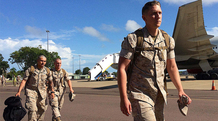 'Ready to fight & win': US marines deployed to Australia amid N. Korean 'nuclear threat'
