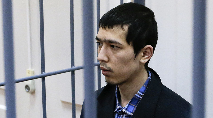 'No idea I was acting for terrorists,' St. Petersburg attack suspect tells court