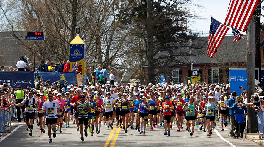 'Congrats, you survived the Boston Marathon!' Adidas sorry for 'insensitive' email