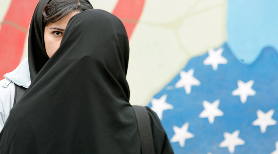 Police search for Georgia man who ripped hijab off Muslim girl's head while shouting 'terrorist'