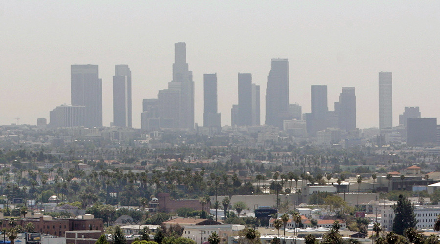 California gets No.1 ranking for most polluted state again - study
