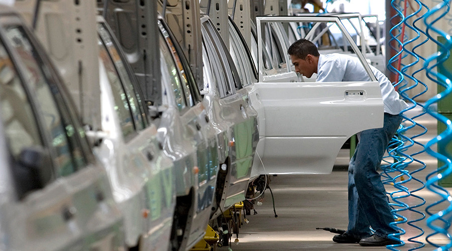 General Motors accuses Venezuela of illegally seizing its car plant