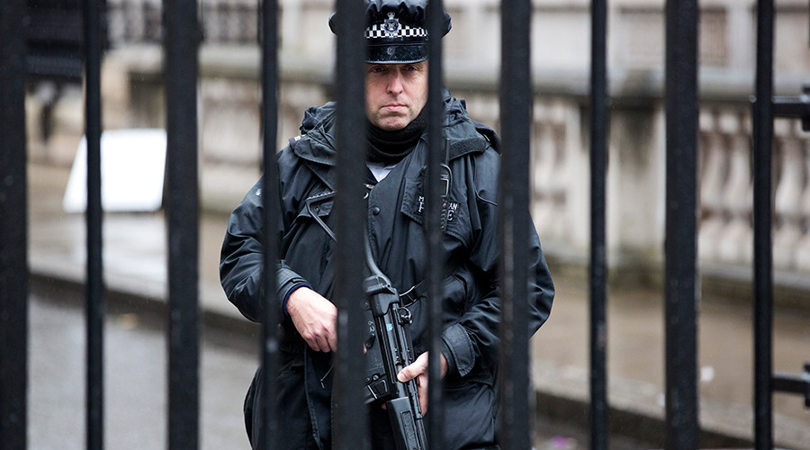 British police get 'aggressive' new orders to shoot terrorists using vehicles as weapons