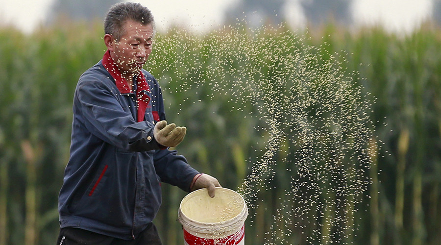 China to make it rain over area 3 times the size of Spain