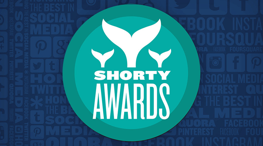 RT captures 5 Shorty Awards for social media, video app & news coverage