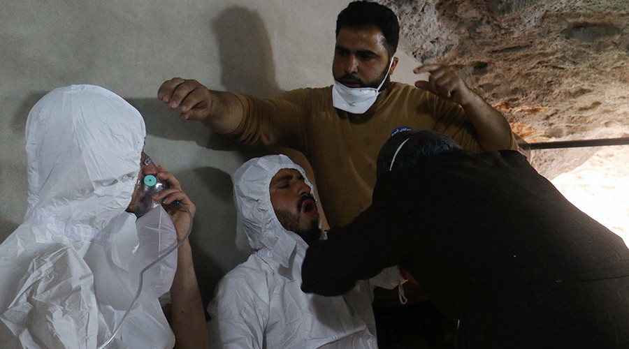 Russia questions watchdog's swift identification of sarin in Syria chemical incident
