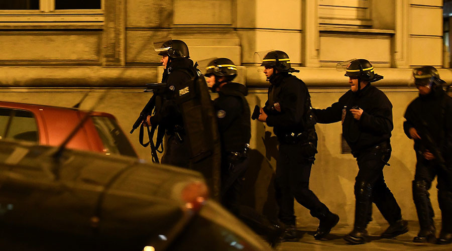 What we know about alleged attacker in Champs-Elysees shooting