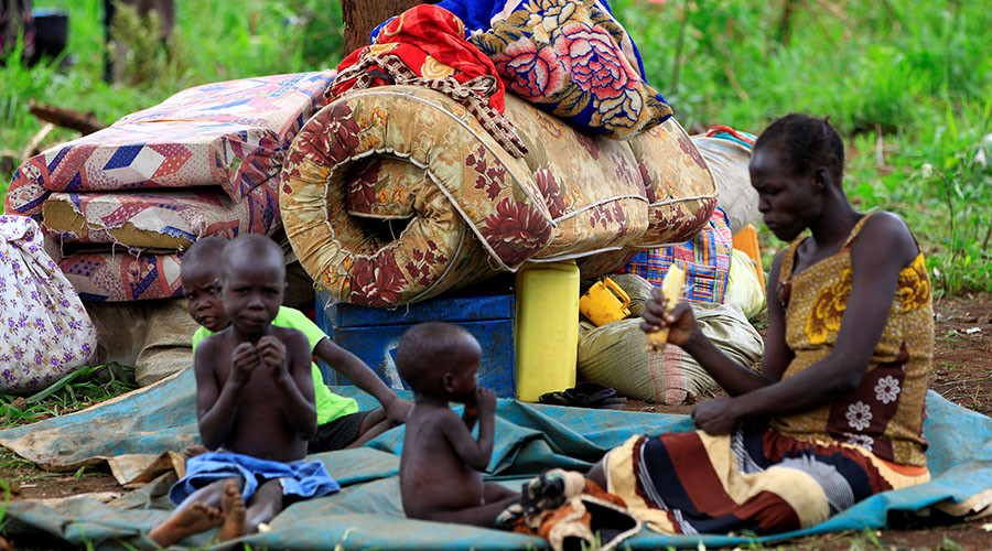 Oil companies exploiting famine and financial ruin in South Sudan
