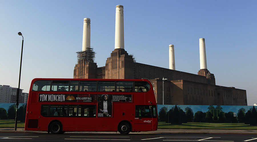 Britain to have 1st day without coal since Industrial Revolution