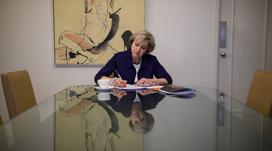 May forsaken by her spin doctors as second key aide jumps ship ahead of snap election