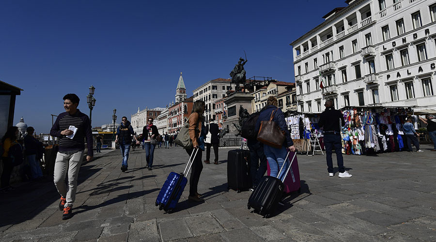 Tourist go home! Europe's dream destinations at risk