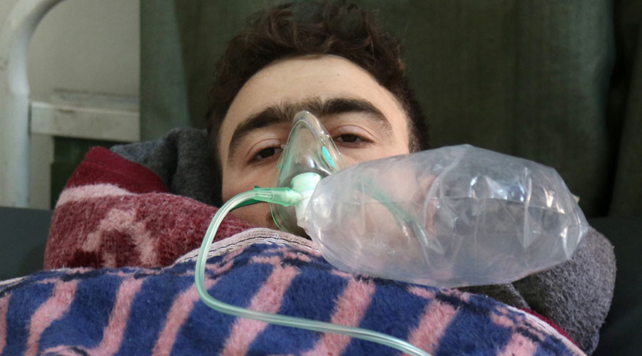 UN commission on Syria not ruling out various sources of 'chemical agent release' in Idlib
