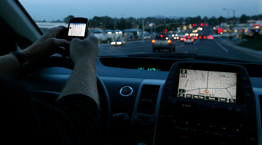 Chicago lawmakers ask police to use 'textalyzer' to prevent texting & driving