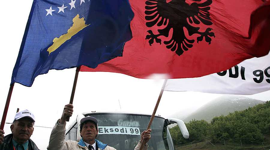 Serbia warns of new Balkan war if Albania unites with Kosovo