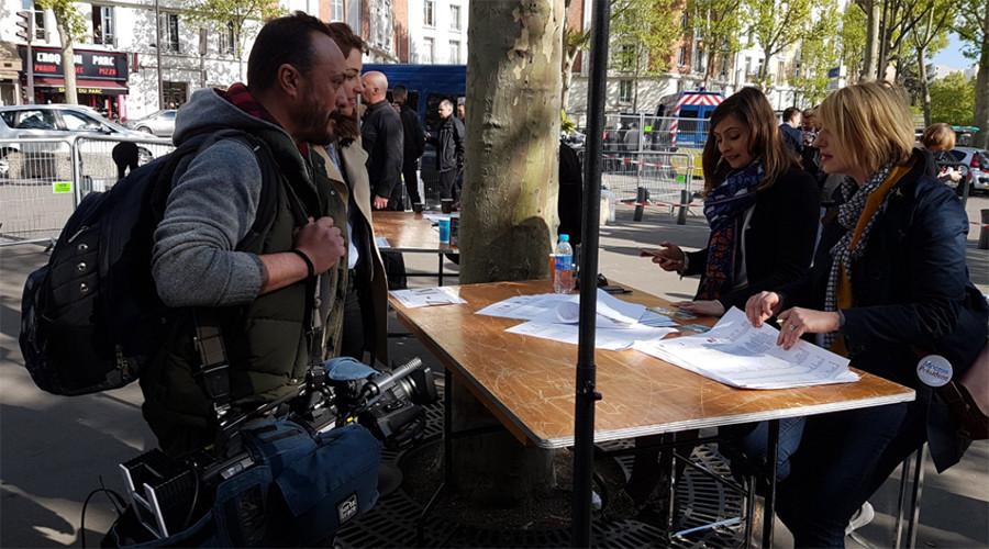 Macron vows to tighten media control because 'fake news threatens democracy'