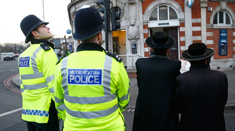 UK has one of highest anti-Semitic offense rates in world – Israeli watchdog