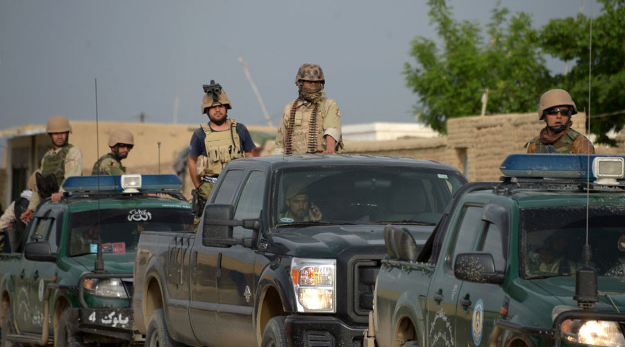 Afghan military top brass resign after devastating Taliban attack