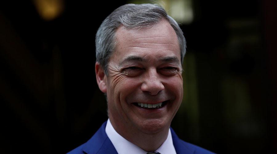 EU Brexit negotiator Guy Verhofstadt is a 'raving lunatic' – Nigel Farage