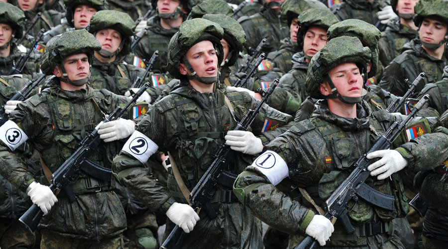 Strengthening Russian military among Putin's key achievements – poll
