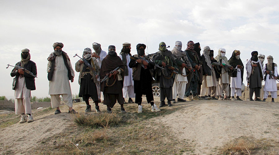 Top US military commander accuses Russia of arming Taliban