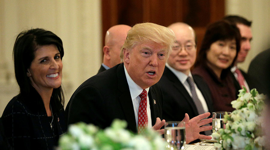 'Status quo in N. Korea unacceptable': Trump scolds UNSC to up payments, wants more sanctions