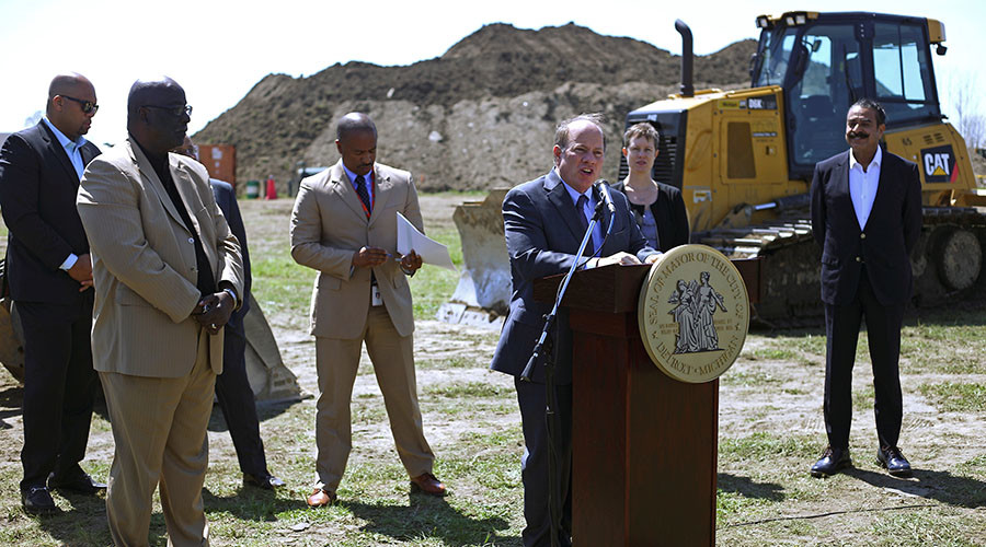 First in decades: $95mn auto part plant breaks ground in Detroit