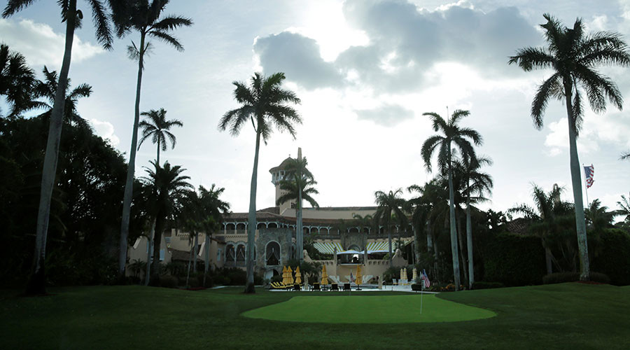 State Dept apologizes, removes promotion of Trump's Mar-a-Lago amid ethics concerns