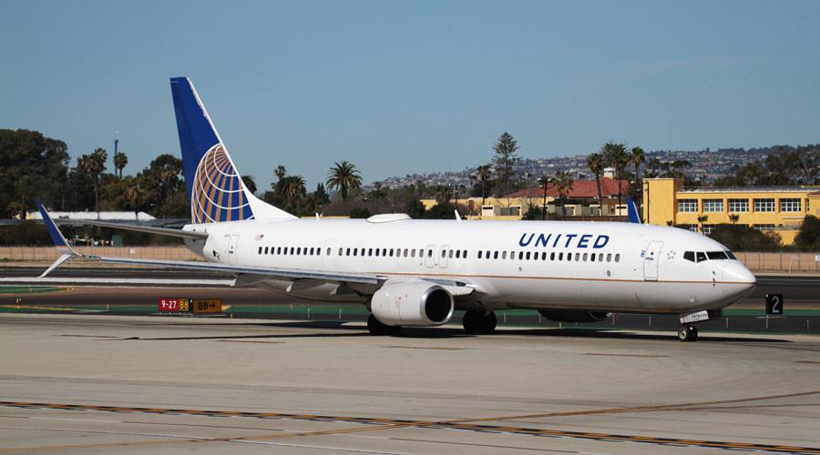 'I'm scared to get back on the plane': United Airlines flight makes 'horrifying' emergency landing