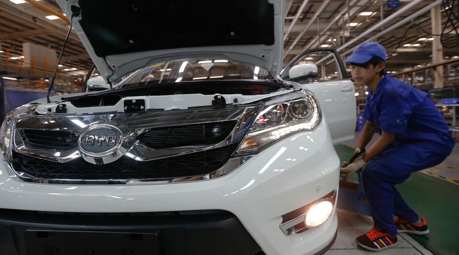 China to become global automaking powerhouse