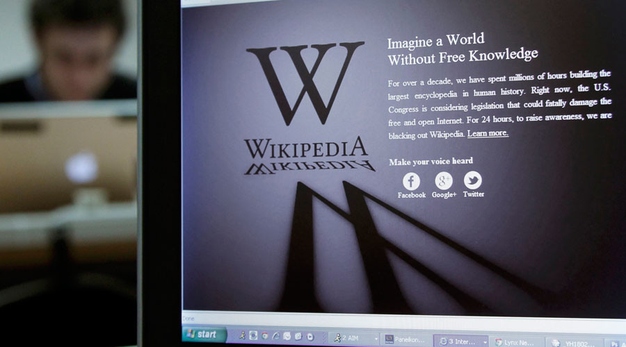 Wikipedia co-founder launches news publication to fight fake news