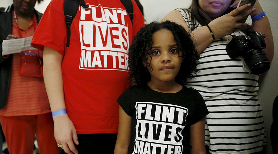 'Crisis mode': Flint kids' reading level falls 75% since lead contamination