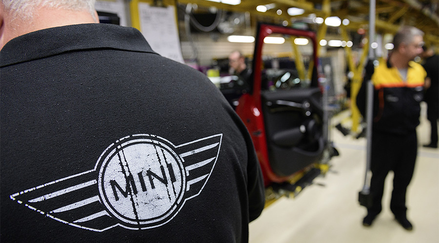 Weak Sterling boosts UK car production to 17-year high