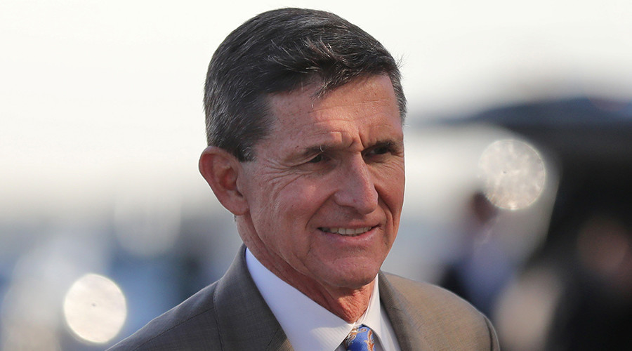 Trump team did no additional vetting of Flynn beyond Obama security clearance