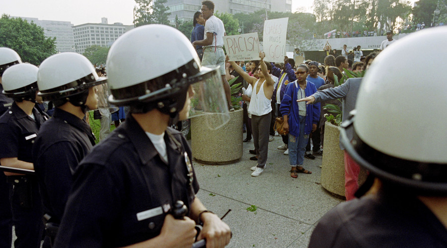 Rodney King verdict at 25: How iconic video laid bare police brutality & lit fuse of LA race riots