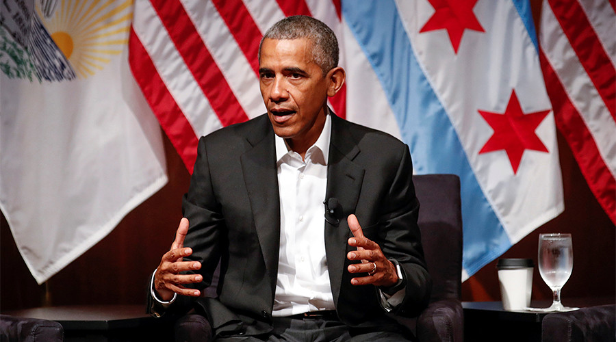 Obama secures $800,000 for two speaking engagements