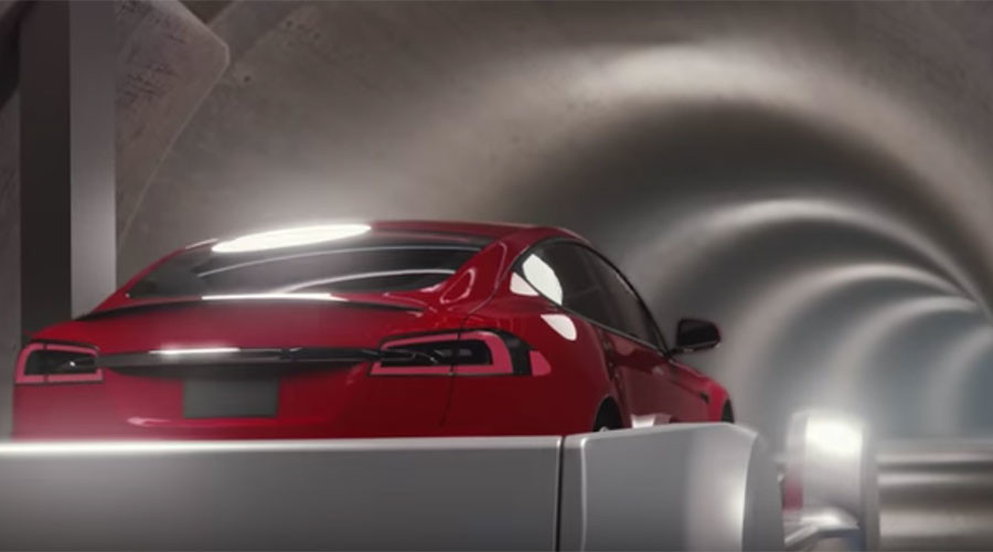 Elon Musk's anti-traffic jam tunnels explained in fresh video (VIDEO)