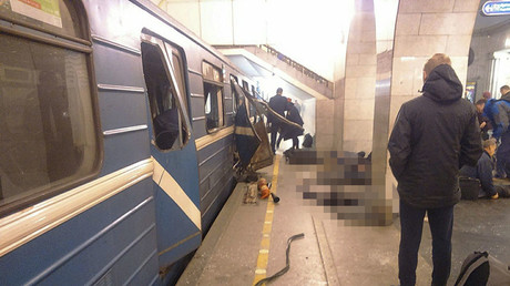 St. Petersburg Metro bomber, identified as 22yo Dzhalilov, planted another bomb
