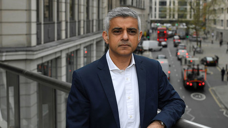 Mayor of London Sadiq Khan. ©Toby Melville