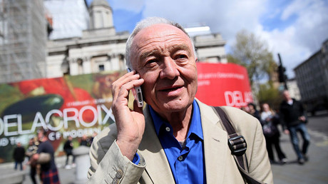 Former London mayor Ken Livingstone. © Neil Hall