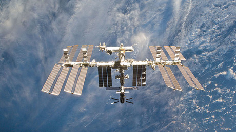 The International Space Station. © NASA