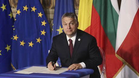 Hungary's Prime Minister Viktor Orban © Remo Casilli / Reuters