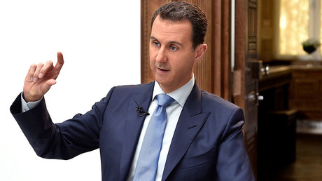 'To protect Europe from terrorists, stop backing them in Syria' – Assad interview before US strike