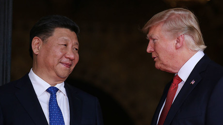 Chinese President Xi Jinping and US President Donald Trump © Carlos Barria