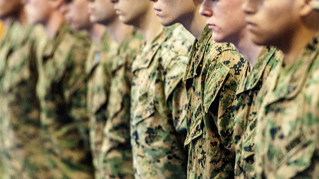 Two Marines punished over 'revenge porn' online comments