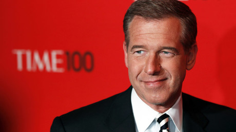 MSNBC's Brian Williams reviled online for describing cruise missile strike as 'beautiful'