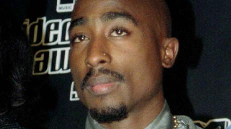 Tupac Shakur © Mike Segar / Reuters