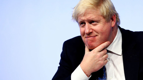 Britain's Foreign Secretary Boris Johnson © Alessandro Bianchi / Reuters